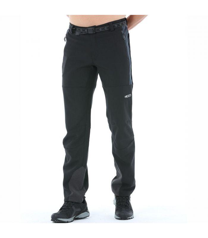 Compra online Pantalones +8000 Cordier 19I 005 Hombre Negro en oferta al mejor precio