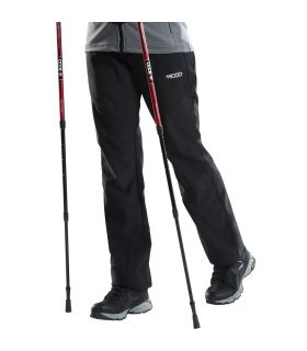 Pantalones +8000 Crestas 19I 005 Mujer Negro. Oferta y Comprar online