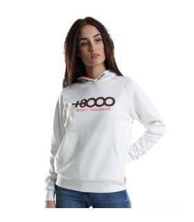 Sudadera +8000 Toroni 19I 077 Mujer Crudo. Oferta y Comprar online