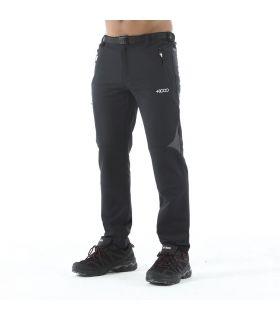 Pantalones +8000 Taravillo 19I Hombre Negro. Oferta y Comprar online