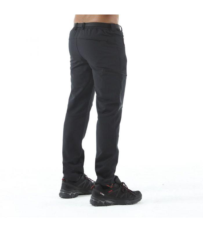 Compra online Pantalones +8000 Taravillo 19I Hombre Negro en oferta al mejor precio