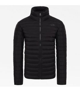 Chaqueta The North Face Stretch Down JKT Hombre Negro. Oferta y Comprar online