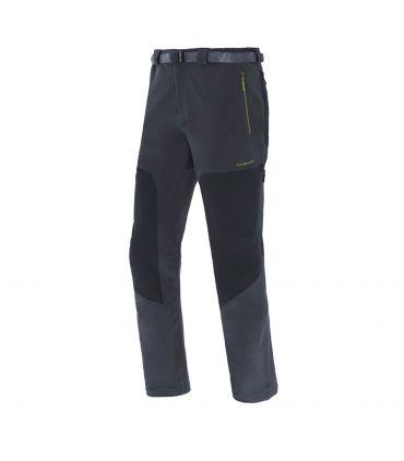 Pantalones Trangoworld Mourelle Hombre Gris Verde