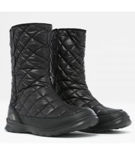 Botas The North Face Thermoball Button-up Mujer Black Titanium. Oferta y Comprar online