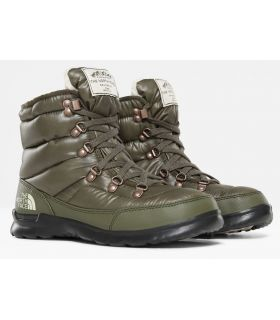 Botas The North Face Thermoball Lace II Mujer New Tupe. Oferta y Comprar online