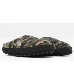 Zapatillas The North Face Tent Mule III Hombre Burnt Olive. Oferta y Comprar online