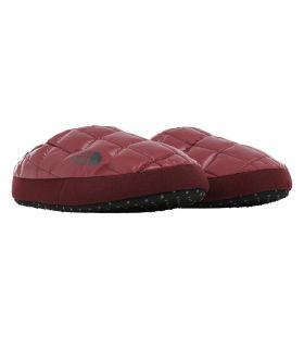 Zapatillas The North Face Tent Mule V Mujer Burdeos. Oferta y Comprar online