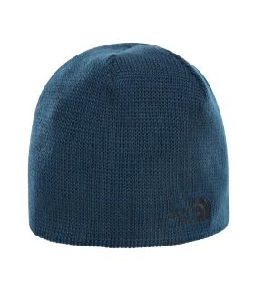 Gorro The North Face Bones Recycled Blue Wing Teal