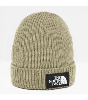 Gorro The North Face Logo Box Cuf Twill Beige