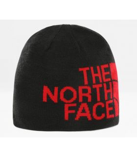 Gorro The North Face Reversible Banne Black Red. Oferta y Comprar online
