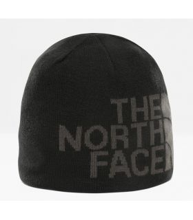 Gorro The North Face Reversible Banner Black Grey