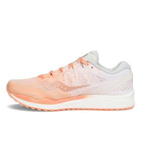 Saucony Freedom ISO 2 Naranja Mujer. Oferta y Comprar online
