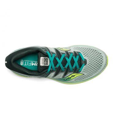 Zapatillas Saucony Triumph ISO 5 Hombre Verde
