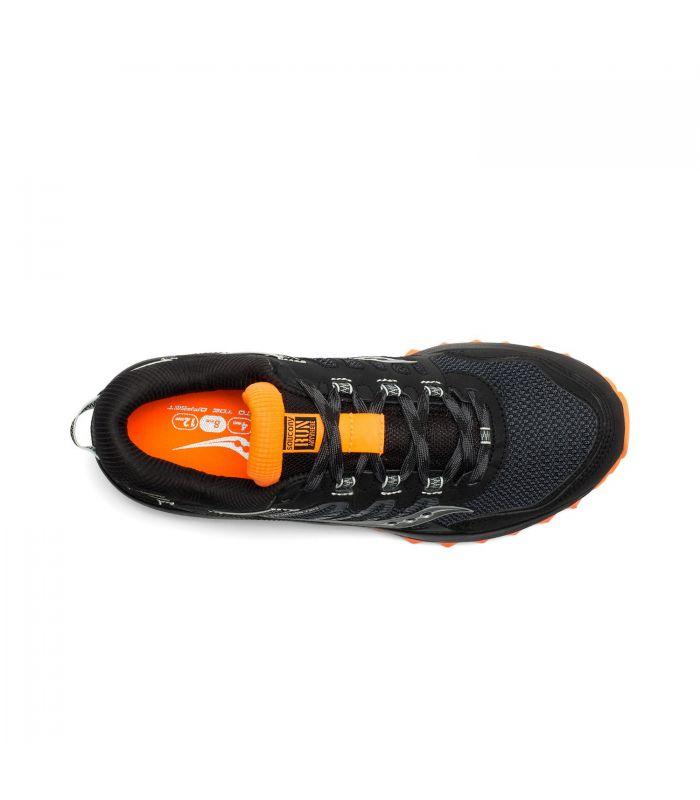 Compra online Zapatillas Saucony Excursion TR13 GTX Negro Hombre en oferta al mejor precio