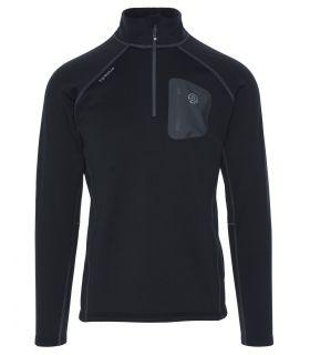 Camiseta Ternua Lezat Top Hombre Black. Oferta y Comprar online
