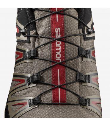 Zapatillas Salomon X Ultra 3 GoreTex Hombre Cuerda Elástica