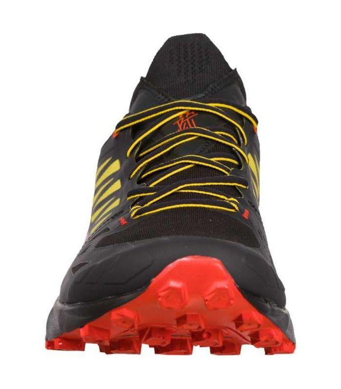Compra online Zapatillas La Sportiva Kaptiva GoreTex Hombre Negro Amarillo en oferta al mejor precio