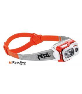 Frontal Petzl Swift Rl Naranja. Oferta y Comprar online