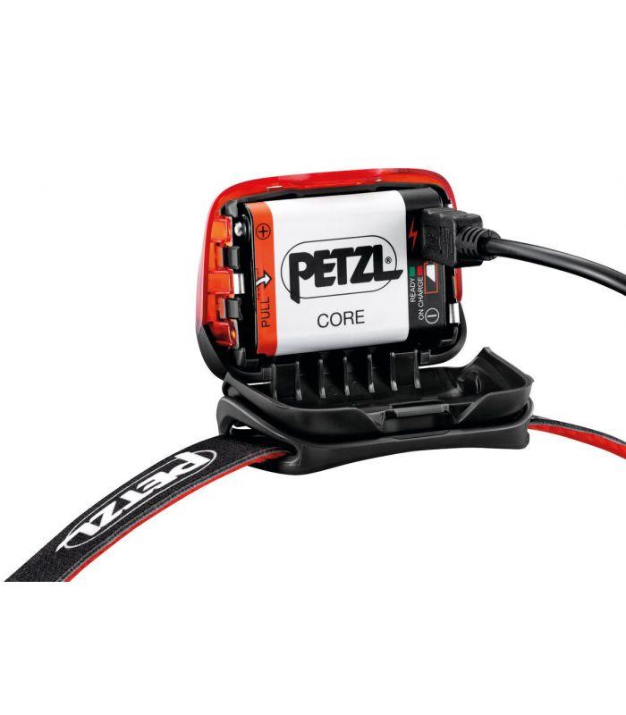 Compra online Frontal Petzl Actik Core Rojo en oferta al mejor precio