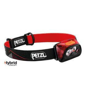 Frontal Petzl Actik Core Rojo