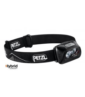 Frontal Petzl Actik Core Negro. Oferta y Comprar online