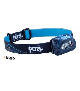 Frontal Petzl Actik Azul. Oferta y Comprar online