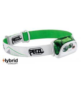 Frontal Petzl Actik Verde. Oferta y Comprar online