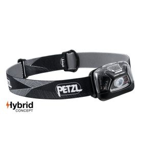 Frontal Petzl Tikka Negro. Oferta y Comprar online