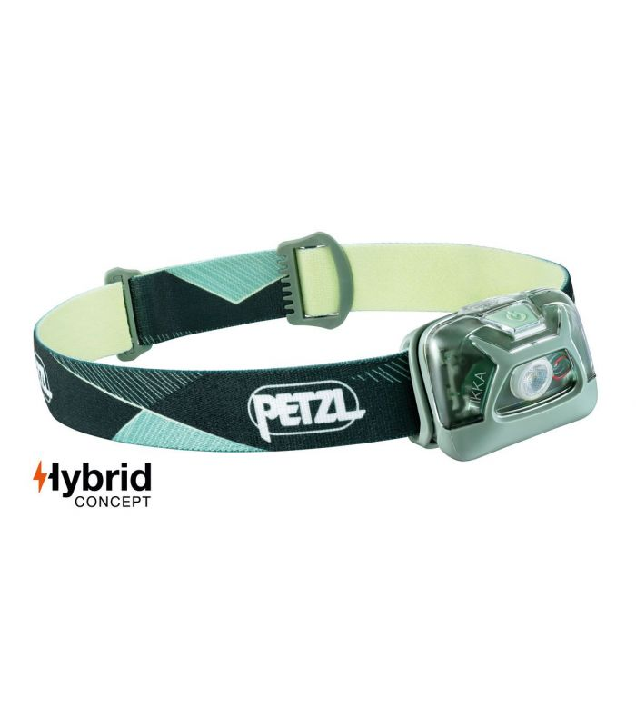 Compra online Frontal Petzl Tikka Verde en oferta al mejor precio