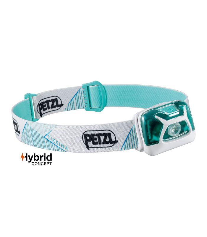 Compra online Frontal Petzl Tikkina Blanco en oferta al mejor precio