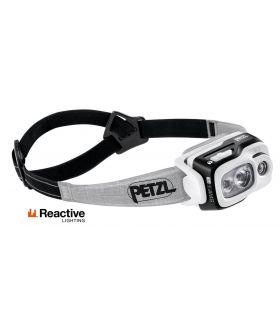 Frontal Petzl Swift Rl Negro. Oferta y Comprar online