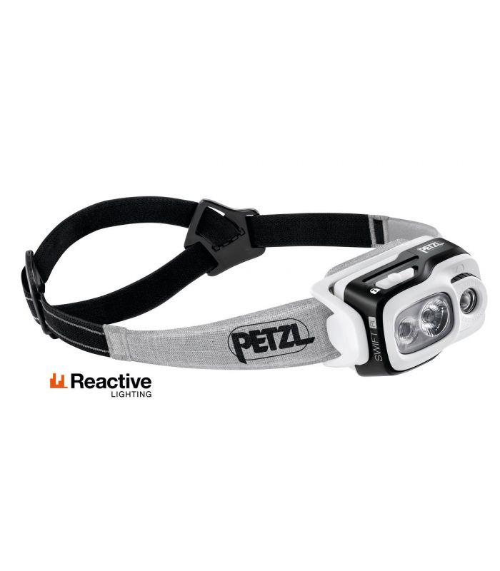 Compra online Frontal Petzl Swift Rl Negro en oferta al mejor precio
