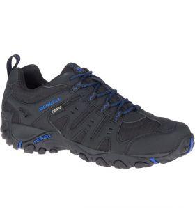 Zapatillas Merrell Accentor Sport GTX Hombre Black Sodalite. Oferta y Comprar online