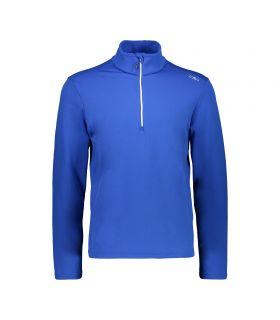 Forro Polar Campagnolo 3g10747 Hombre Azul Real Blanco. Oferta y Comprar online