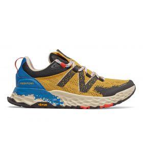 Zapatillas New Balance Fresh Foam Hierro V5 Hombre Gold. Oferta y Comprar online