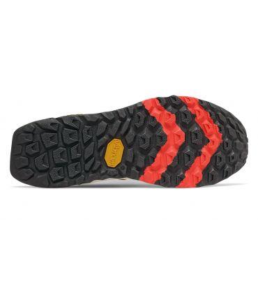 Zapatillas New Balance Fresh Foam Hierro V5 Hombre Gold