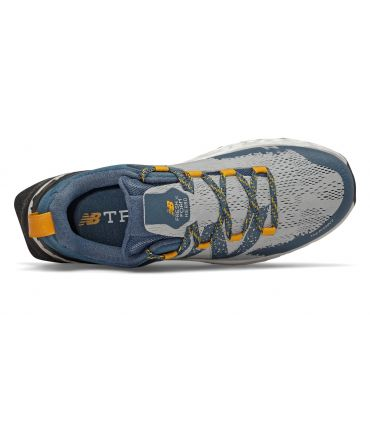 Zapatillas New Balance Fresh Foam Hierro V5 Hombre Aluminium