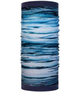 Braga Buff Reversible Polar Tide Azul. Oferta y Comprar online