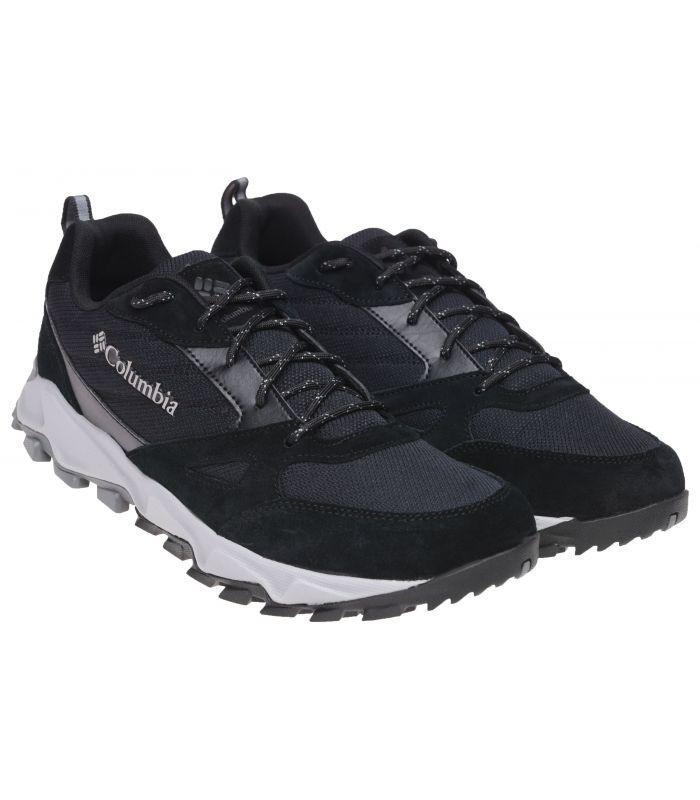 Compra online Zapatillas Columbia Ivo Trail Hombre Negro Vapor en oferta al mejor precio