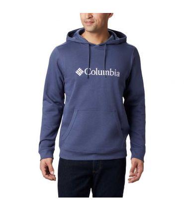 Sudadera Columbia CSC Basic Logo II Hoodie Hombre Dark Mountain