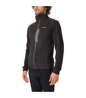 Polar Columbia Panorama Full Zip Hombre Charcoal