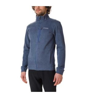 Polar Columbia Panorama Full Zip Hombre Dark Mountain