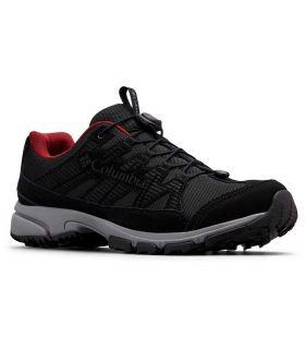 Zapato Columbia Five Forks WP Hombre Black. Oferta y Comprar online