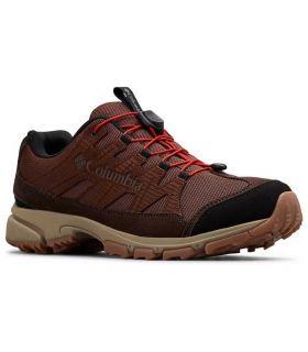 Zapato Columbia Five Forks WP Hombre Tobacco. Oferta y Comprar online