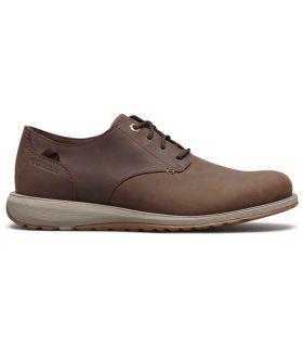 Zapato Columbia Grixsen Chukka WP Hombre Marron. Oferta y Comprar online