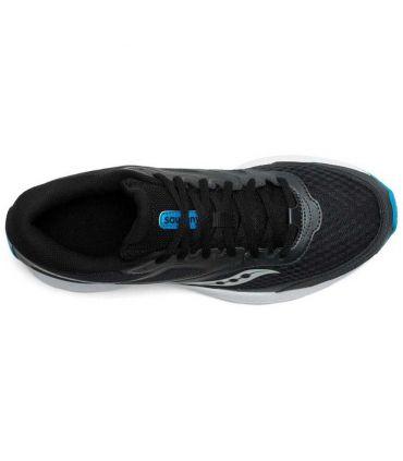 Zapatillas Saucony Cohesion 12 Hombre Negro Azul