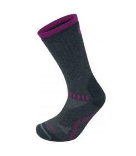 Calcetines Lorpen T2 Midweight Hiker Mujer Charcoal