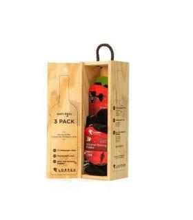 Calcetines Lorpen 3 Pack Antifrio. Oferta y Comprar online