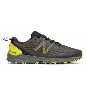 Zapatillas New Balance Nitrel V3 Hombre Negro Amarillo. Oferta y Comprar online