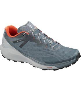 Zapatillas Salomon Sense Ride 3 Hombre Stormy Weather. Oferta y Comprar online